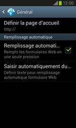 Samsung I8260 Galaxy Core - Internet - Configuration manuelle - Étape 26