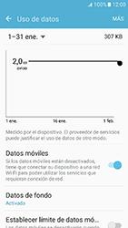 Samsung Galaxy J5 (2016) - Internet - Activar o desactivar la conexión de datos - Paso 5