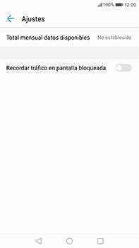 Huawei P10 Plus - Internet - Ver uso de datos - Paso 5
