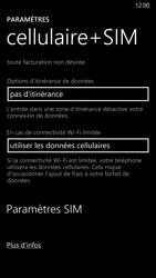 Nokia Lumia 930 - Réseau - Utilisation à l