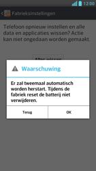 LG P875 Optimus F5 - Instellingen aanpassen - Fabrieksinstellingen terugzetten - Stap 8