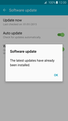 Samsung G920F Galaxy S6 - Device - Software update - Step 10