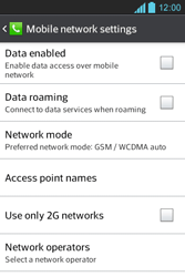 LG E610 Optimus L5 - Internet - Manual configuration - Step 6