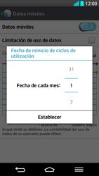 LG G2 - Internet - Ver uso de datos - Paso 7
