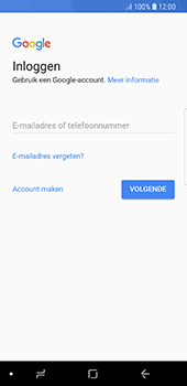 Samsung Galaxy S8 - Android Oreo (SM-G950F) - E-mail - 032a. Email wizard - Gmail - Stap 9