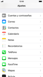 Apple iPhone SE iOS 11 - E-mail - Configurar Gmail - Paso 3