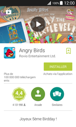 Samsung G388F Galaxy Xcover 3 - Applications - Télécharger des applications - Étape 18