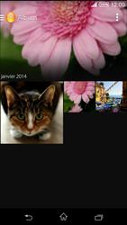 Sony Xpéria T3 - Photos, vidéos, musique - Envoyer une photo via Bluetooth - Étape 4