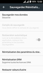 Alcatel U3 - Aller plus loin - Gérer vos données depuis le portable - Étape 8