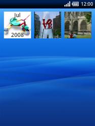 Sony Ericsson Xperia X10 Mini Pro - E-mail - Hoe te versturen - Stap 10