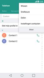 LG G5 - Contactgegevens overzetten - delen via Bluetooth - Stap 6