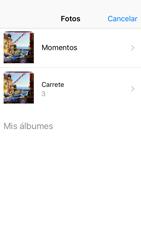 Apple iPhone SE iOS 10 - E-mail - Escribir y enviar un correo electrónico - Paso 11