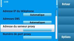 Nokia N97 - MMS - configuration manuelle - Étape 19