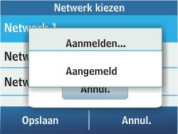 Samsung C3500 Chat 350 - Netwerk - gebruik in het buitenland - Stap 12