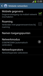 Samsung I9195 Galaxy S IV Mini LTE - Internet - aan- of uitzetten - Stap 6