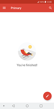 LG V30 - Email - 032a. Email wizard - Gmail - Step 6