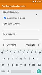 NOS Neva 80 - Email - Configurar a conta de Email -  18