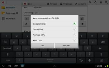 Samsung P5100 Galaxy Tab 2 10-1 - E-mail - e-mail versturen - Stap 13