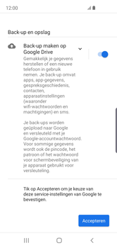 Samsung Galaxy S10e - E-mail - e-mail instellen (gmail) - Stap 12