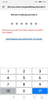 Huawei Mate 20 - Beveiliging - stel in of wijzig pincode voor je toestel - Stap 6