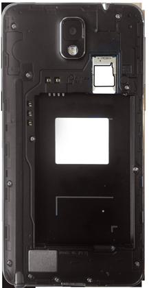 Samsung Galaxy Note 3 - Primeros pasos - Quitar y colocar la batería - Paso 5
