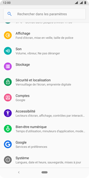 Nokia 9 - Données - créer une sauvegarde avec votre compte - Étape 4