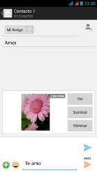 Wiko Stairway - Mensajería - Escribir y enviar un mensaje multimedia - Paso 17