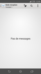 Sony D5803 Xperia Z3 Compact - E-mail - Envoi d