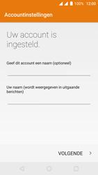 Wiko Fever 4G - E-mail - handmatig instellen - Stap 20