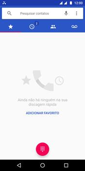 Motorola Moto G6 Plus - Chamadas - Como bloquear chamadas de um número específico - Etapa 4