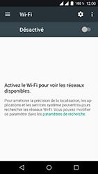 Wiko Tommy 2 - Internet et connexion - Accéder au réseau Wi-Fi - Étape 5