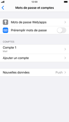 Apple iPhone 8 - iOS 13 - E-mail - Configuration manuelle - Étape 15