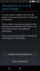 HTC Desire 820 - Premiers pas - Créer un compte - Étape 14