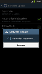 Samsung I9505 Galaxy S IV LTE - Software updaten - Update installeren - Stap 8