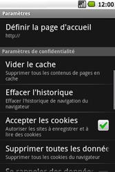 Samsung I5700 Galaxy Spica - Internet - Configuration manuelle - Étape 17