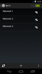 Acer Liquid Jade S - WiFi and Bluetooth - Manual configuration - Step 6