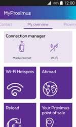 Samsung G318H Galaxy Trend 2 Lite - Applications - MyProximus - Step 20