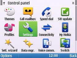 Nokia E5-00 - Internet - Manual configuration - Step 4
