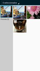 Samsung A500FU Galaxy A5 - Bluetooth - Transferir archivos a través de Bluetooth - Paso 9
