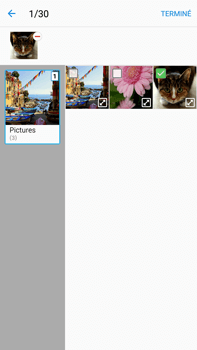 Samsung G928F Galaxy S6 edge+ - MMS - envoi d'images - Étape 22