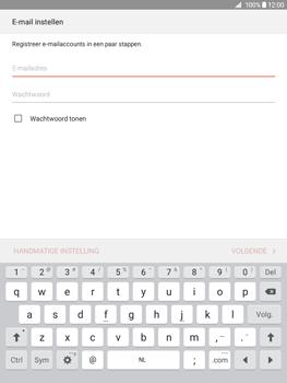 Samsung Galaxy Tab A 9.7 (SM-T555) - E-mail - Handmatig instellen - Stap 6