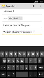 Blackphone Blackphone 4G (BP1) - E-mail - Hoe te versturen - Stap 9