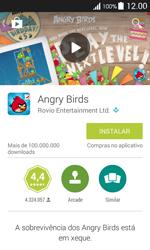 Samsung G357 Galaxy Ace 4 - Aplicativos - Como baixar aplicativos - Etapa 17