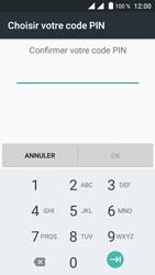 Crosscall Trekker M1 Core - Sécuriser votre mobile - Activer le code de verrouillage - Étape 9