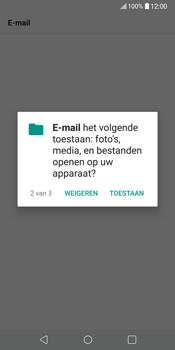 LG V30 (H930) - E-mail - Handmatig Instellen - Stap 14