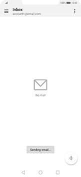Huawei Mate 20 Pro - Email - Sending an email message - Step 16