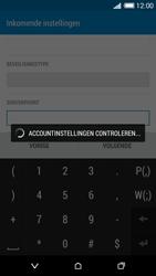 HTC Desire 816 - E-mail - Handmatig instellen - Stap 13