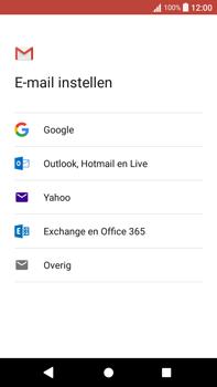Sony Xperia L2 - E-mail - handmatig instellen (gmail) - Stap 8