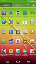 LG G2 - Internet et connexion - Activer la 4G - Étape 3