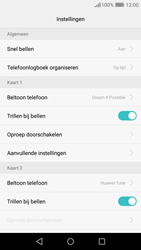 Huawei Y6 (2017) - Voicemail - Handmatig instellen - Stap 6